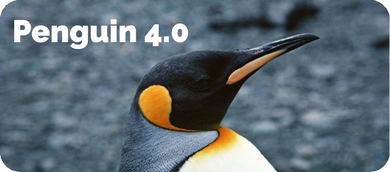 ¿Penguin 4.0 Ya está aqui?